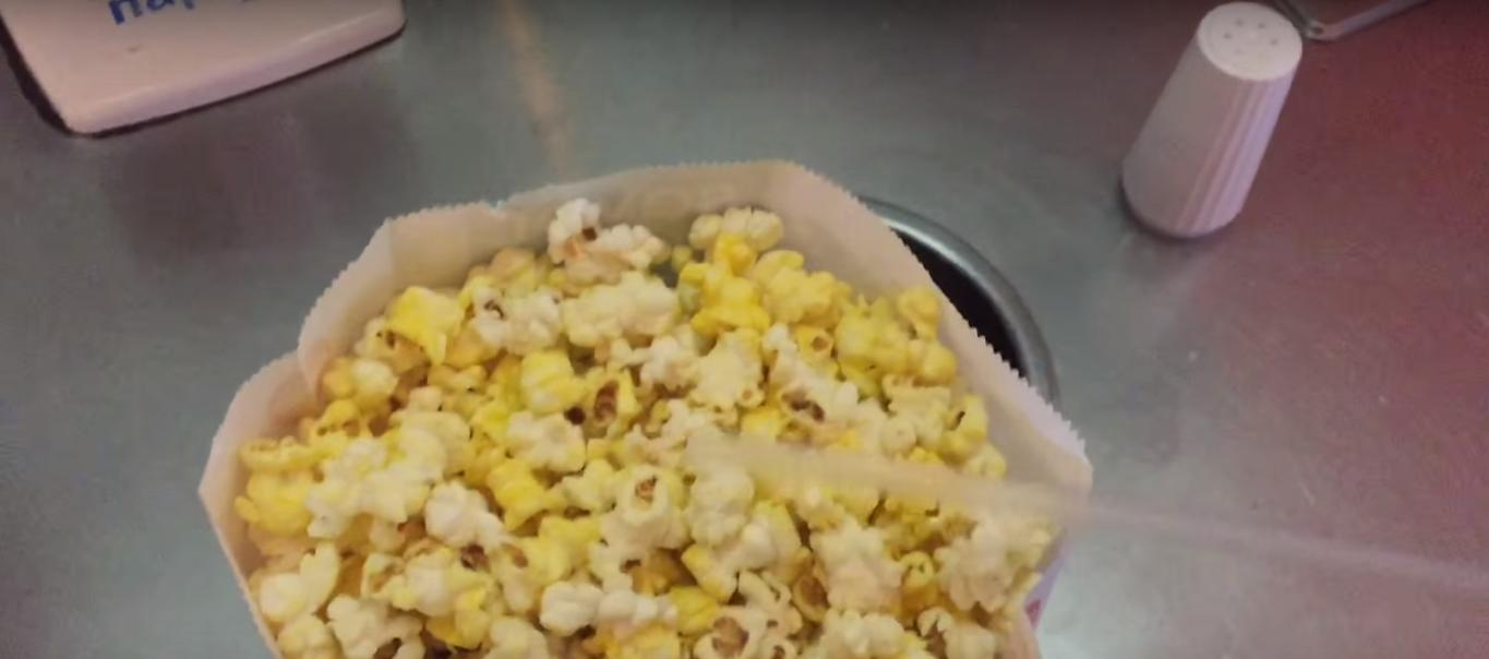 Buttered Popcorn: You Do It Wrong