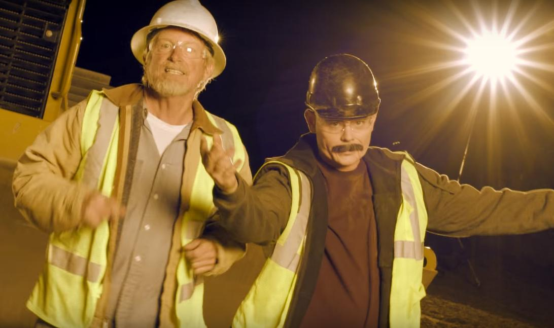 Best Commercial Ever For a Dozer