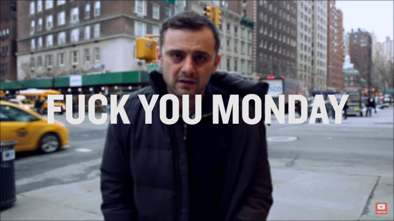 Listen to This Entrepreneur's Rant About Monday Mornings