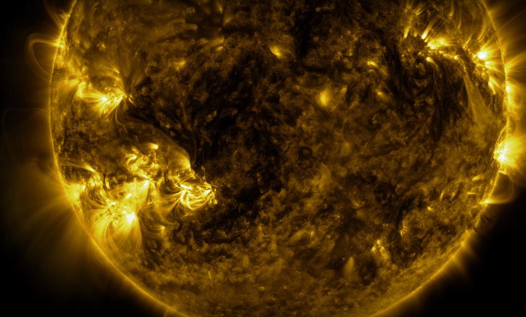 Amazing Thermonuclear Art Videos of The Sun