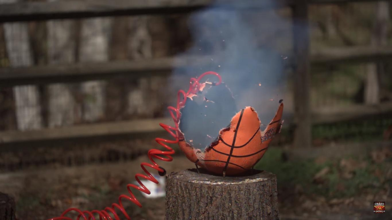What Happens if you Overfill a Basketball