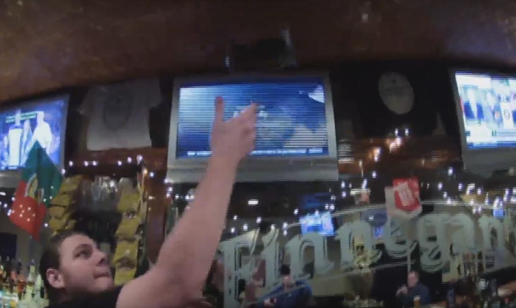 Watch This Bartender Flipping Beer like a Boss