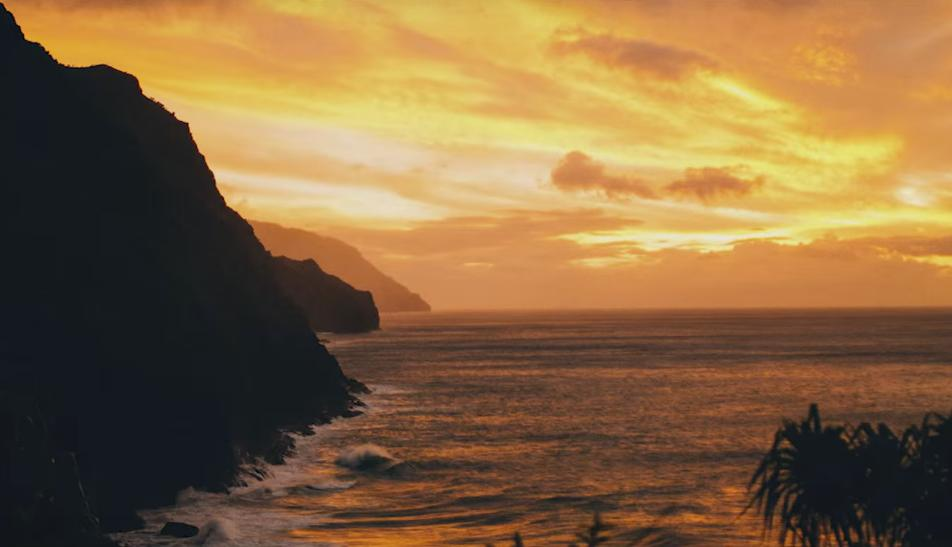 Beautiful Images of Hawaii Taken During Filmmaker Vacation