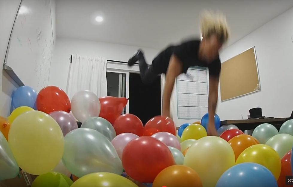 Can a Face-plant on Balloons Hurt You?