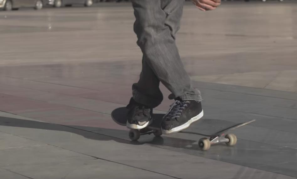 This Amazing Short Skate Film will Mess With Your Brain