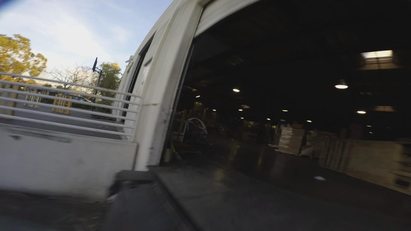 Another Awesome Drone Race in a Warehouse (Ultra HD Footage)