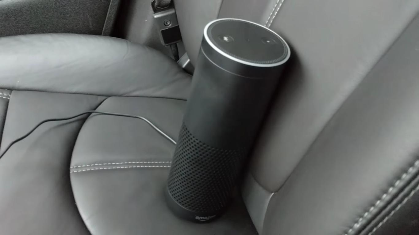 This Guy Can Start His Car With His Voice and an Amazon Echo